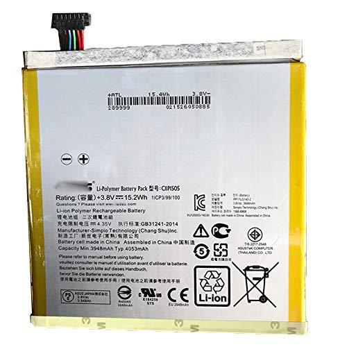 電池ASUSノートパソコンバッテリー Asus ZenPad 8.0 Z380KL Z380C Z380CX P022 P024 C11P1505 対応PCバッテリー ASUS C11P1505 交換用のバッテリー 互換電池3.8V 15.2Wh/4000mAh