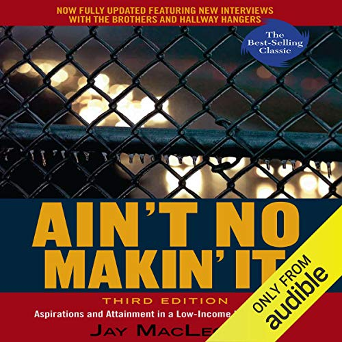 Ain't No Makin' It cover art