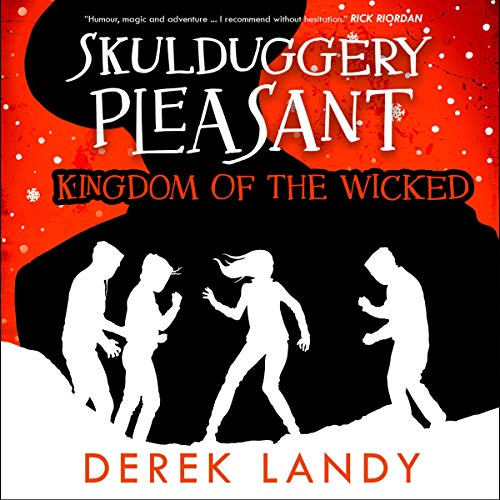 Kingdom of the Wicked     Skulduggery Pleasant, Book 7              By:                                                                                                                                 Derek Landy                               Narrated by:                                                                                                                                 Stephen Hogan                      Length: 15 hrs and 24 mins     Not rated yet     Overall 0.0