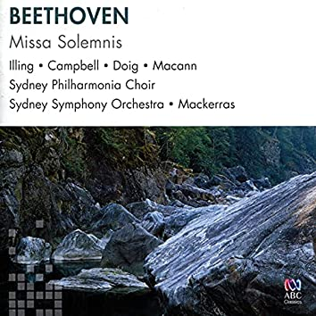 Beethoven: Missa Solemnis in D Major
