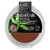 Zao Make Up–Base de maquillaje Compact–739Caroube recarga