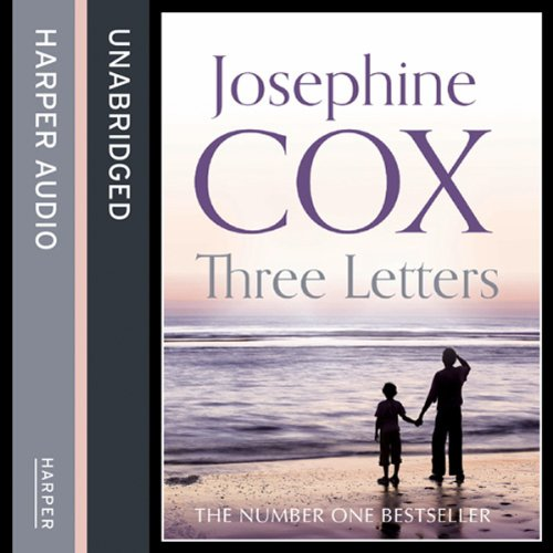 Three Letters audiobook cover art