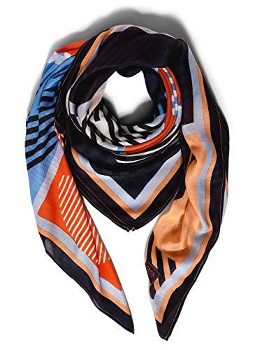 Cecil Damen Loop Mode-Schal, deep Blue, A