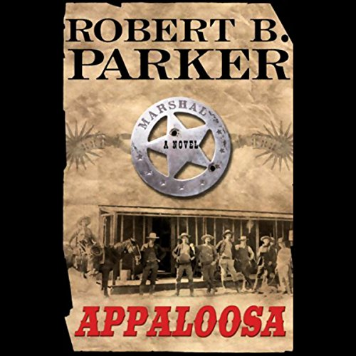 Appaloosa audiobook cover art