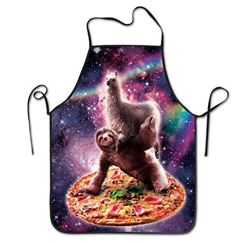 Sloth Space Pizza Apron