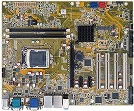 (DMC Taiwan) ATX Motherboard Supports 22nm LGA 1150 Intel 4th Generation Core i7/i5/i3, Pentium and Celeron H81, DDR3, VGA/DVI-D/iDP, Dual Intel PCIe Gbe, USB3.0, SATA 6Gb/S, HD Audio and RoHS