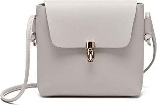 Woman Shoulder Bag PU Leather Lady Girl Handbag Travel Messenger Crossbody BagsWomen bag