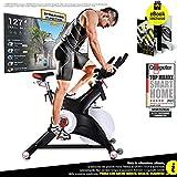 Sportstech Cyclette Professionale SX500 - Marchio di qualità Tedesco -Eventi Video &...