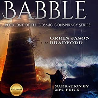 Babble audiobook cover art