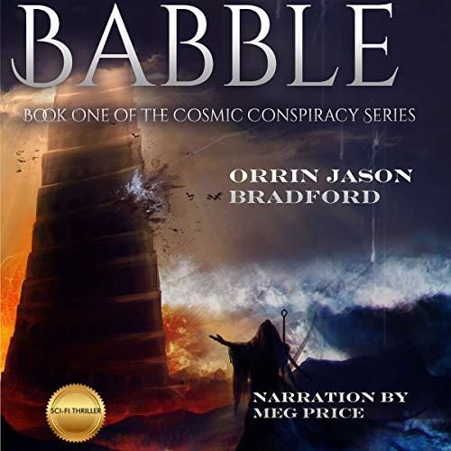 Babble audiobook cover art