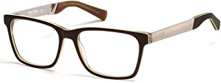 Kenneth Cole Reaction Square Men's Eyeglasses KC079005054