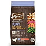 Merrick Grain Free Puppy Chicken Sweet Potato Recipe Dry Dog Food (4 lb)