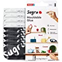 8-Pack Sugru Moldable Multi Purpose Glue for Creative Fixing and Making