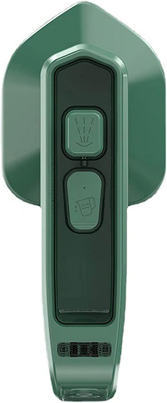 LLSL Viaje de vaporizador de Vapor para Ropa, Plancha de Mano portátil, Hierro Anti-Goteo Anti-Stick Plancha, termostato de Tres velocidades, Panel de aleación, para el hogar/Negocios/Viajes