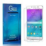 Bear Village® 3D Touch Verre Trempé pour Galaxy A7 2016, Anti Rayures Film Protection Écran Vitre, Dureté 9H Protection en Verre Trempé Écran pour Samsung Galaxy A7 2016, 2 Pièces