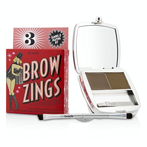 Benefit - Brow Zings (Total Taming Shaping Kit For Brows) - #3 (Medium) 4.35g/0.15oz
