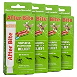 After Bite Outdoor Itch Relief, 0.7 oz (Pack of 4)