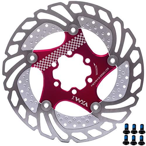 YBEKI Freno Disco Rotores Bicicleta 140mm 160mm 180mm 203mm Bicicleta Freno Disco...