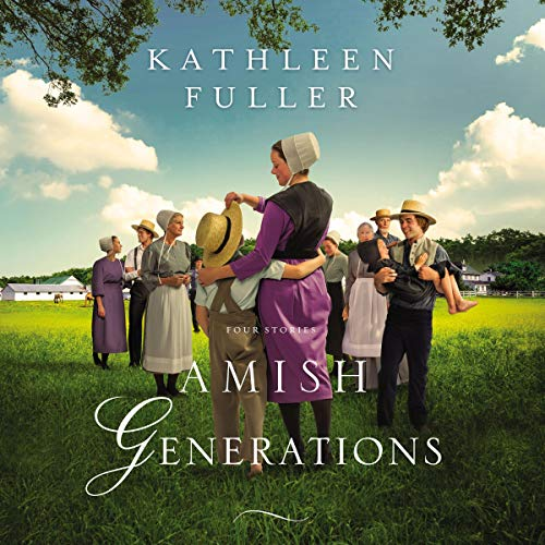 Amish Generations  By  cover art