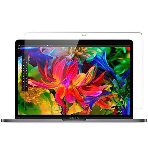 VIFLYKOO MacBook Pro 13,32016Protector de Pantalla, Protector de Pantalla de Cristal Templado con 9H Dureza para Macbook Pro 13,32016