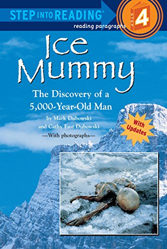 Ice Mummy: The Discovery of a 5,000 Year-Old Man (Step into Reading)の詳細を見る