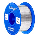 "SUPERIOR PICK FOR HOUSE WORKS- C63-37 Tin Lead Tabiger Rose Core Solder Wire ""Quickly Fixes up Without Heating up the Delicate Components"" Review"