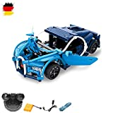 HSP Himoto 2.4GHz RC Plug Kit DIY Remote Controlled Car Building Blocks Sports Car Block Building Brick Vehicle Car Complete Set Including Remote Control, Battery and Charger