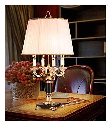 TAIDENG tafellamp van zwart glas voor nacht/slaapkamer, modieuze lampen, tafellamp Jue Curve Moderne decoratie LED (scherm kleur: zwart), maat: zwart