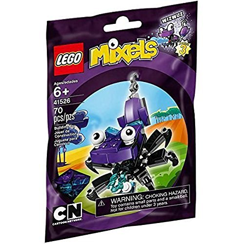 LEGO Mixels 41526 WIZWUZ Building Kit