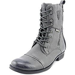 J75 by Jump Thunder Men US 13 Gray Boot