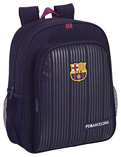 Safta Mochila Escolar Junior F.C.Barcelona 2ª Equipacion 16/17 Oficial 320x120x380mm