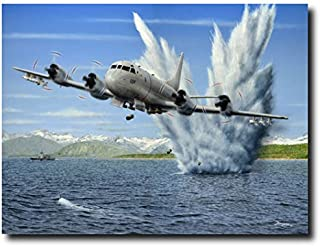 Madman II by Don Feight - Lockheed P-3 Orion - Open Edition - Aviation Art