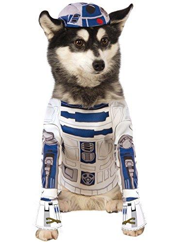 Offizielles Rubie 's Star Wars D2Pet Hund Kostüm