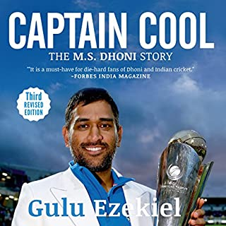 Captain Cool     The MS Dhoni Story              Written by:                                                                                                                                 Gulu Ezekiel                               Narrated by:                                                                                                                                 Avinash Kumar Singh                      Length: 7 hrs and 8 mins     1 rating     Overall 5.0