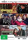 Hallmark Christmas 3 Film Collection (Entertaining Christmas/Sleigh Bells Ring/Christmas Incorporated)