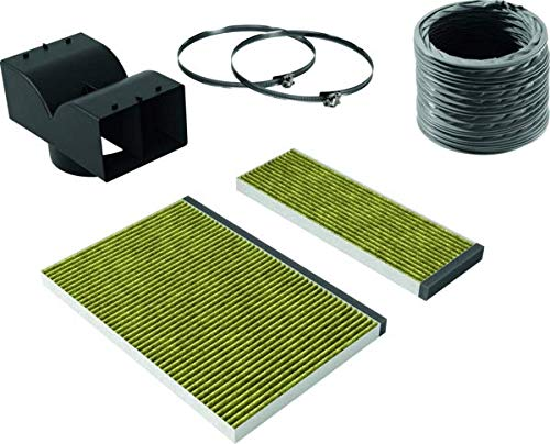Neff Z51AFI1X6 / Accesorio para campana extractora/Kit de recirculación Clean Air Plus/para funcionamiento de recirculación/para comidas planas