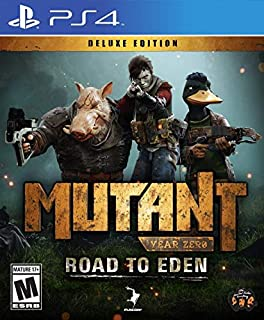 Mutant Year Zero: Road to Eden Deluxe Edition (PS4) - PlayStation 4 (B07PN92ZF7) | Amazon price tracker / tracking, Amazon price history charts, Amazon price watches, Amazon price drop alerts