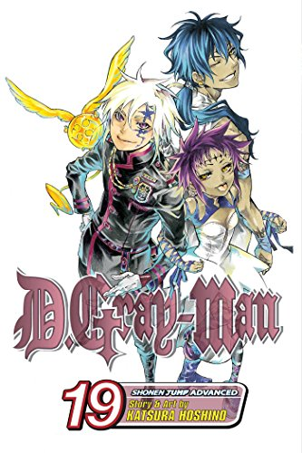 D GRAY MAN GN VOL 19 (C: 1-0-1): Born of Love and Hate