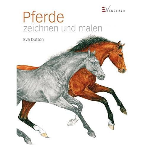 Pferde Zeichnen Und Malen Amazon De Eva Dutton Bã Cher