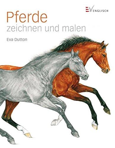Pferde zeichnen und malen