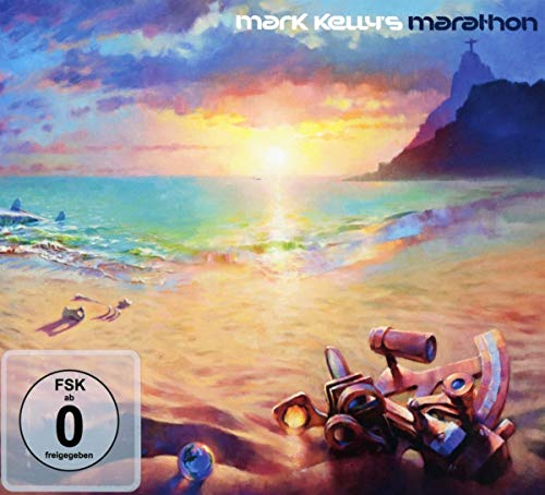 Marathon - Mark Kelly's Marathon (CD+DVD Digipak)