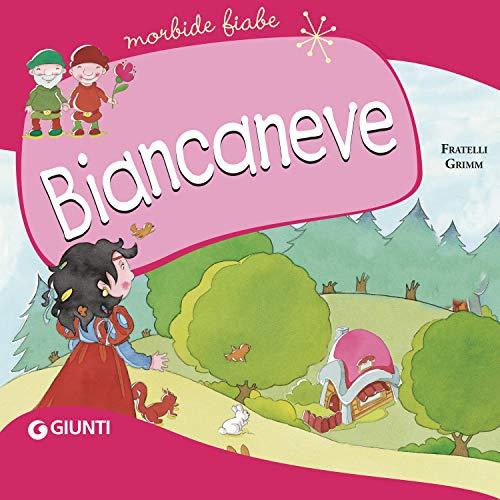 Biancaneve audiobook cover art