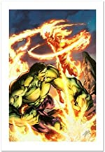 Stan Lee Signed MARVEL Limited Edition Canvas