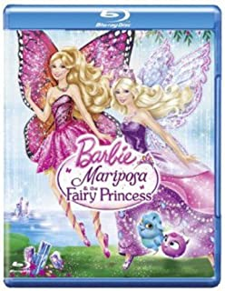 Barbie: Mariposa & The Fairy Princess