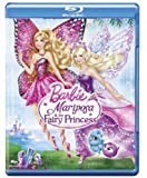 Barbie Mariposa & The Fairy Princess [Edizione: Regno Unito] [Reino Unido] [Blu-ray]