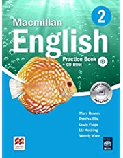 MACMILLAN ENGLISH 2 Practice Pk