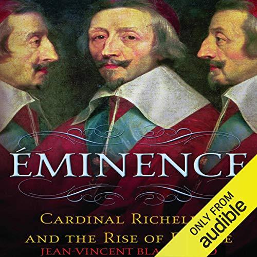 Eminence audiobook cover art