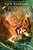 Percy Jackson & the Olympians: The Sea of Monsters - Book Two (Percy Jackson & the Olympians (2))
