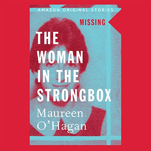 The Woman in the Strongbox audiobook cover art