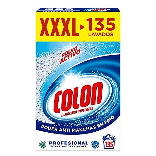 Colon Polvo Activo - Detergente para...